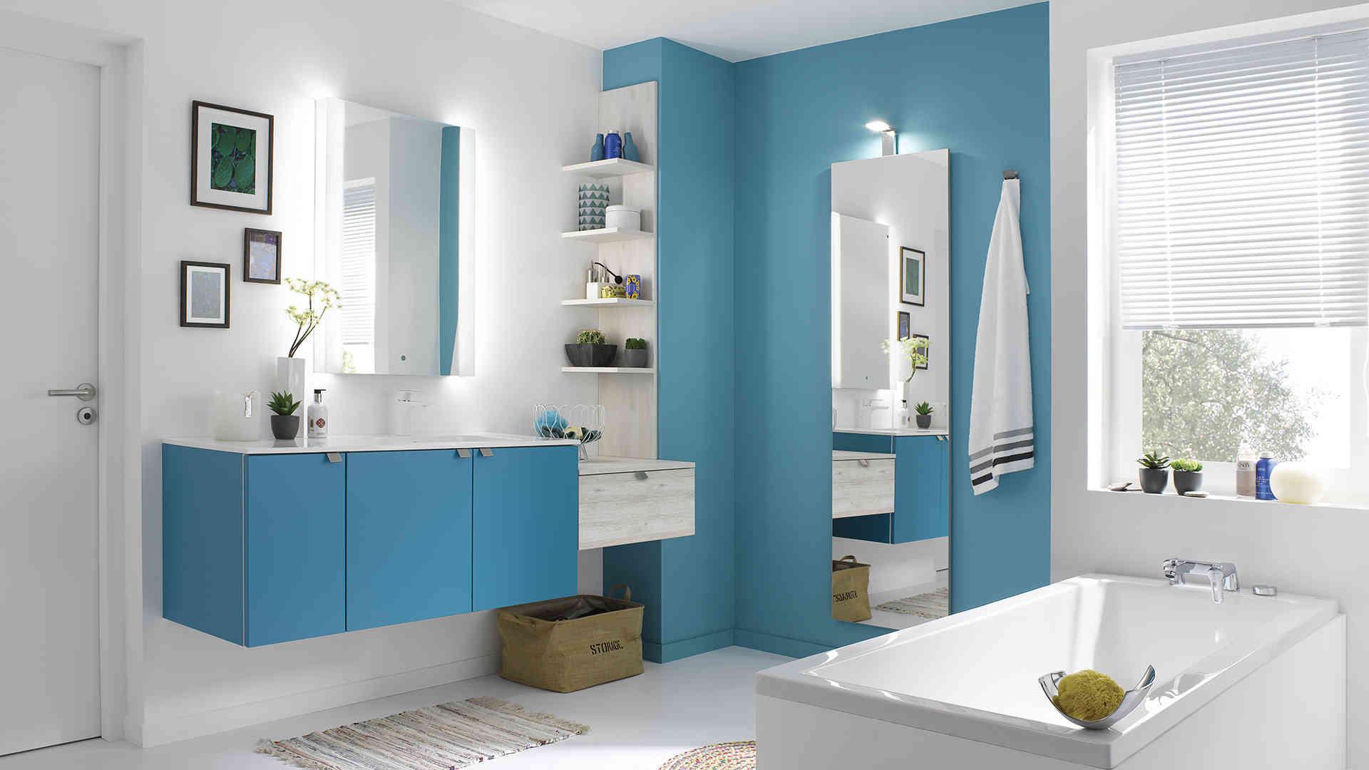 crer une salle de bain style et fonctionnelle - Creer Sa Salle De Bain