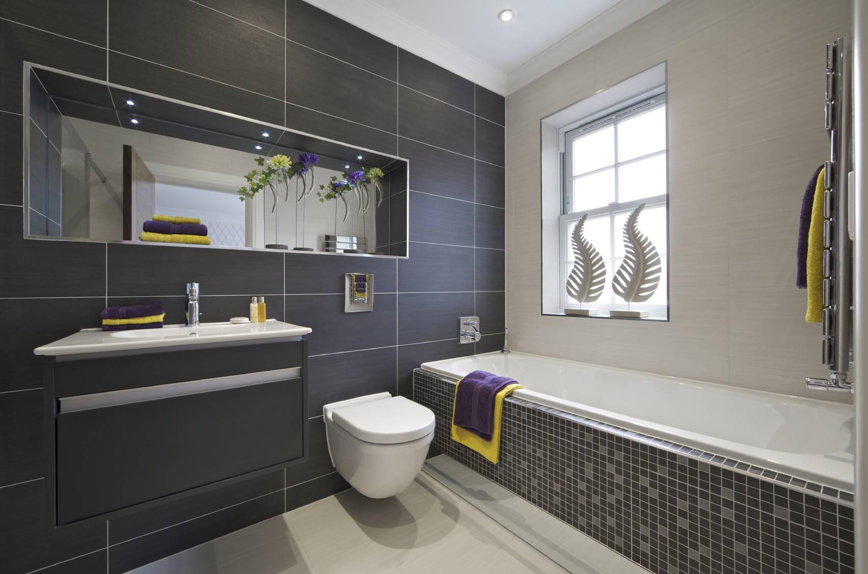 5 conseils pour entretenir et faire briller sa salle de for Conseil salle de bain