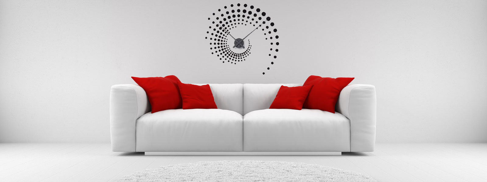 l'atout déco des stickers muraux et adhésifs décoratifs - sohome.fr - Decoration Stickers Muraux Adhesif